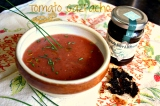 Tomato Gazpacho, get that summer in a soup!!!