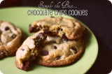 Chocolate Chip Cookies; simply the best of a classic…