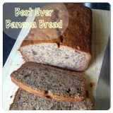 Best Ever Banana Bread to celebrate its day!