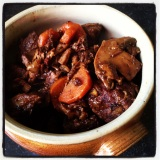Boeuf Bourguignon and the 50th post!